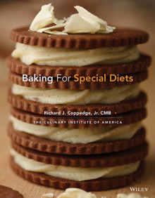 Baking for Special Diets av Richard J. Coppedge og The Culinary Institute of America (CIA) (Innbundet)