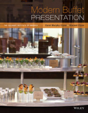 Modern Buffet Presentation av Carol Murphy Clyne, Vincent Clyne og The Culinary Institute of America (CIA) (Innbundet)