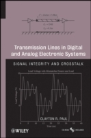 Transmission Lines in Digital and Analog Electronic Systems av Clayton R. Paul (Innbundet)