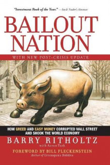 Bailout Nation, with New Post-crisis Update av Barry Ritholtz (Heftet)