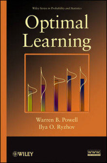 Optimal Learning av Warren B. Powell og Ilya O. Ryzhov (Innbundet)