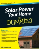Solar Power Your Home For Dummies av Rik DeGunther (Heftet)