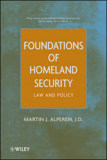 Foundations of Homeland Security av Martin J. Alperen (Innbundet)