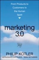 Marketing 3.0 av Hermawan Kartajaya, Philip Kotler og Iwan Setiawan (Innbundet)