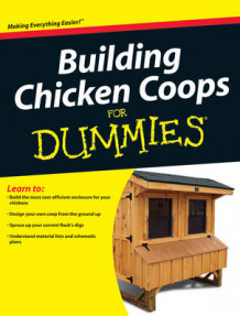 Building Chicken Coops For Dummies av Todd Brock, David Zook og Robert T. Ludlow (Heftet)