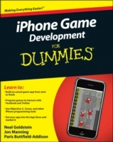 iPhone and iPad Game Development For Dummies av Neal Goldstein, Jon Manning og Paris Buttfield-Addison (Heftet)