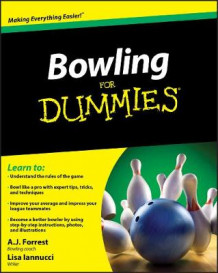 Bowling For Dummies av Forrest (Heftet)