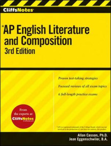 CliffsNotes AP English Literature and Composition av Allan Casson og Jean Eggenschwiler (Heftet)