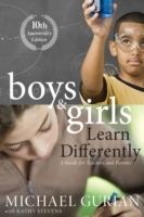Boys and Girls Learn Differently! av Michael Gurian og Kathy Stevens (Heftet)