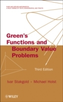 Green's Functions and Boundary Value Problems av Ivar Stakgold og Michael J. Holst (Innbundet)