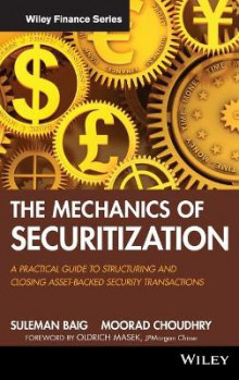 The Mechanics of Securitization av Moorad Choudhry (Innbundet)