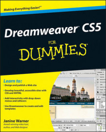 Dreamweaver CS5 For Dummies av Janine Warner (Heftet)