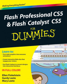 Flash Professional CS5 and Flash Catalyst CS5 For Dummies av Ellen Finkelstein, Gurdy Leete og Mary Leete (Heftet)