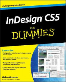 InDesign CS5 For Dummies av Galen Gruman (Heftet)