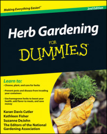 Herb Gardening For Dummies av Karan Davis Cutler, Kathleen Fisher, Suzanne DeJohn og National Gardening Association (Heftet)