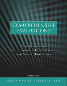Comprehensive Evaluations av Nancy Mather og Lynne E. Jaffe (Heftet)