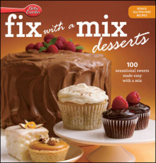 Betty Crocker Fix-with-a-Mix Desserts av Betty Crocker (Innbundet)