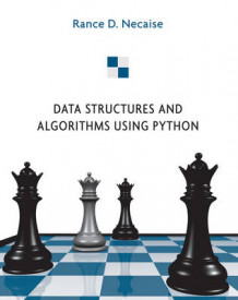 Data Structures and Algorithms Using Python av Rance D. Necaise (Heftet)