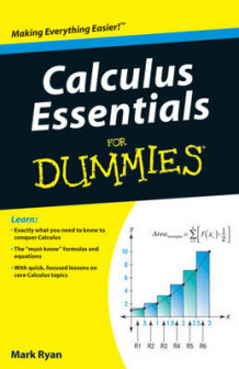 Calculus Essentials for Dummies av Mark Ryan (Heftet)