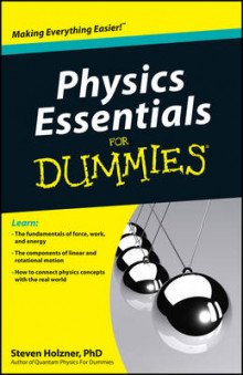 Physics Essentials for Dummies av Steven Holzner (Heftet)