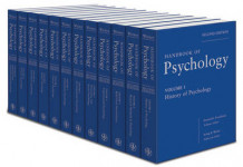 Handbook of Psychology (Innbundet)