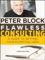Flawless Consulting av Peter Block (Innbundet)