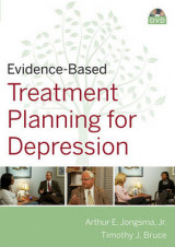 Omslag - Evidence-Based Psychotherapy Treatment Planning for Depression