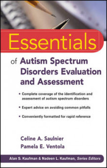 Essentials of Autism Spectrum Disorders Evaluation and Assessment av Celine A. Saulnier, Pamela E. Ventola og Katherine D. Tsatsanis (Heftet)