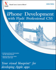 iOS Development with Flash: Your visual blueprint for developing Apple apps av Julian Dolce (Heftet)