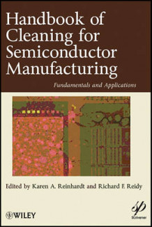 Handbook for Cleaning for Semiconductor Manufacturing (Innbundet)