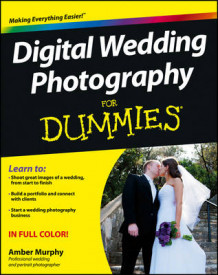 Digital Wedding Photography For Dummies(R) av Amber Murphy (Heftet)