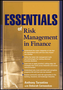 Essentials of Risk Management in Finance av Anthony Tarantino (Heftet)