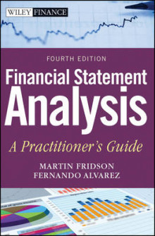 Financial Statement Analysis, Fourth Edition av Martin S. Fridson og Fernando Alvarez (Innbundet)