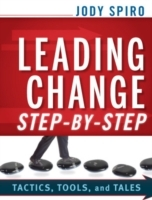 Leading Change Step-by-Step av Jody Spiro (Heftet)