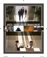 Hotel Front Office Management av James A. Bardi (Innbundet)