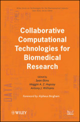 Omslag - Collaborative Computational Technologies for Biomedical Research