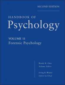 Handbook of Psychology av Irving B. Weiner, Randy K. Otto og Alan M. Goldstein (Innbundet)