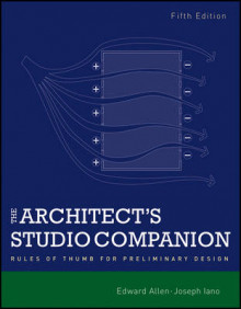 The Architect's Studio Companion av Edward Allen og Joseph Iano (Heftet)