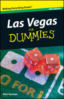 Las Vegas For Dummies av Rick Garman og Mary Herczog (Heftet)