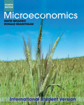 Microeconomics, International Student Version, 4th Edition av David Besanko og Ronald Braeutigam (Heftet)