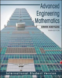 Advanced Engineering Mathematics av Erwin Kreyszig (Heftet)