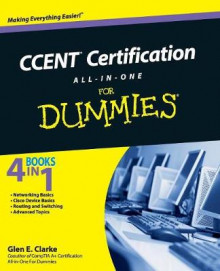 CCENTcertification All-in-One For Dummies av Glen E. Clarke (Heftet)