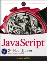JavaScript 24-Hour Trainer av Jeremy McPeak (Heftet)