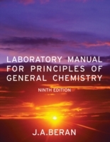 Laboratory Manual for Principles of General Chemistry, 9th Edition av Jo Allan Beran (Heftet)