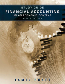 Financial Accounting in an Economic Context, Study Guide , 8th Edition av Jamie Pratt (Heftet)