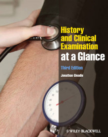 History and Clinical Examination at a Glance av Jonathan Gleadle (Heftet)