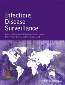Infectious Disease Surveillance av Chris A. Van Beneden (Innbundet)