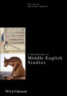 A Handbook of Middle English Studies (Innbundet)