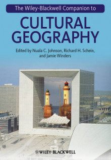 The Wiley-Blackwell Companion to Cultural Geography av Nuala C. Johnson, Richard H. Schein og Jamie Winders (Innbundet)