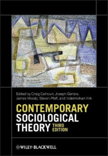 Contemporary Sociological Theory (Heftet)